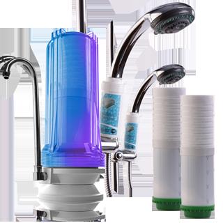 Vízmegoldás Éves csomag - a legjobb vízszűrő készülék csomag