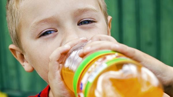 gyerek cukros üdítő