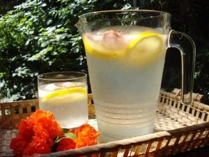 rózsa limonadé
