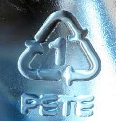 PET szimbolum