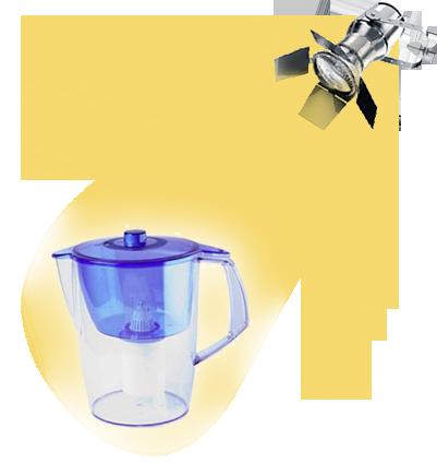 víztisztítókancsó