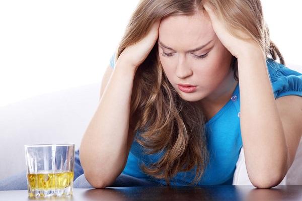 az alkohol vízhajtó