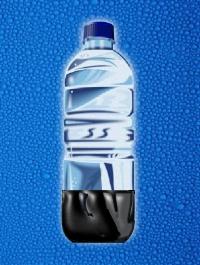 PET palack olaj