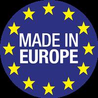 Made in EU - vízszűrő tanusítvány