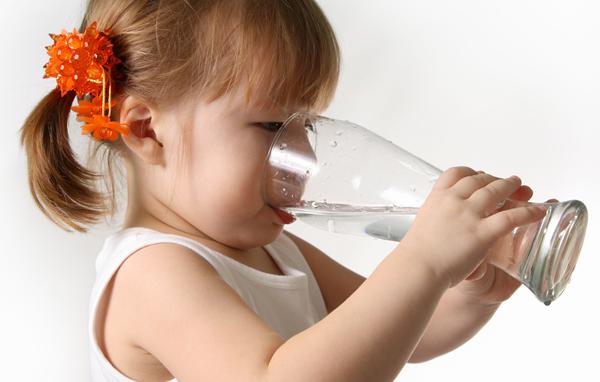 gyerek vízigénye
