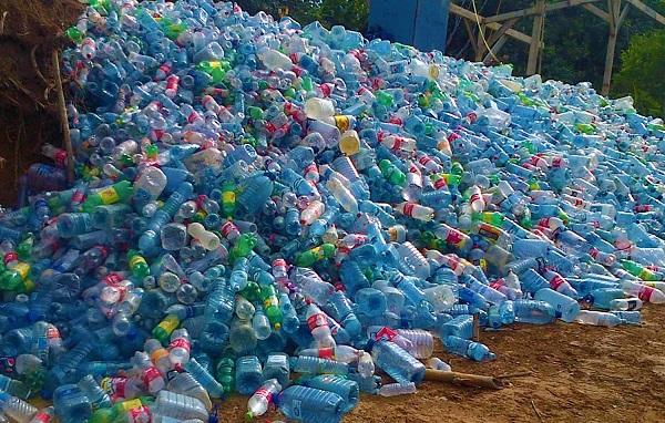 műanyag szennyezés