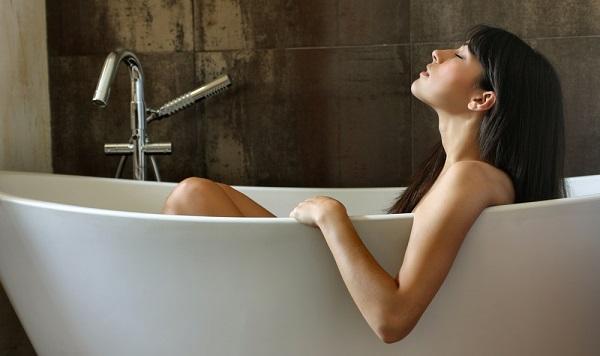 szűrt fürdővíz