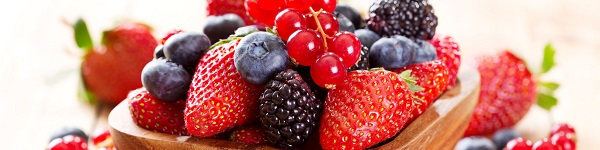 erdei gyümölcs