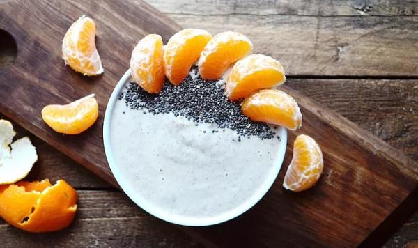 hajdinás + mandarinos reggeli