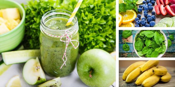 Zöld turmix egészséges