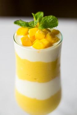 mangós smoothie