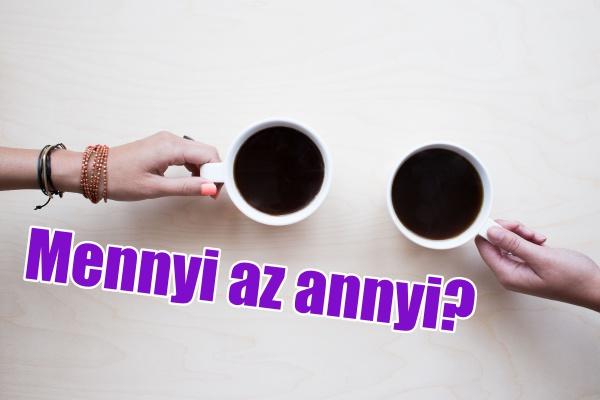 kávé dehidratál