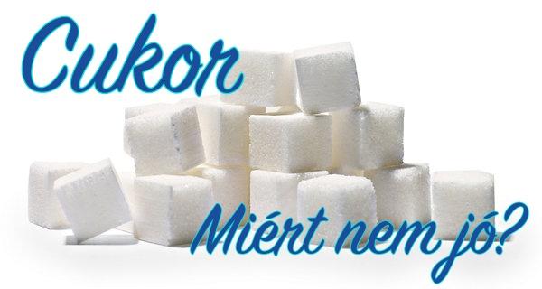 cukor miért nem jó