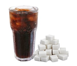 cukor kóla