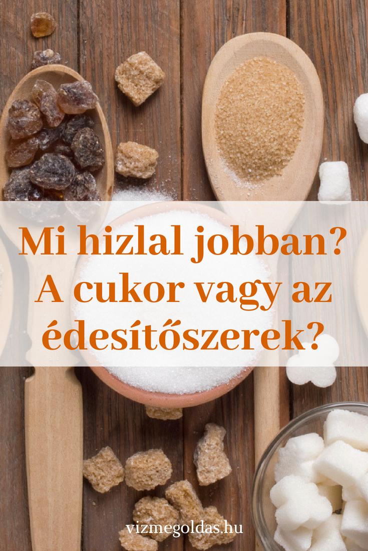 cukor es edesitoszer