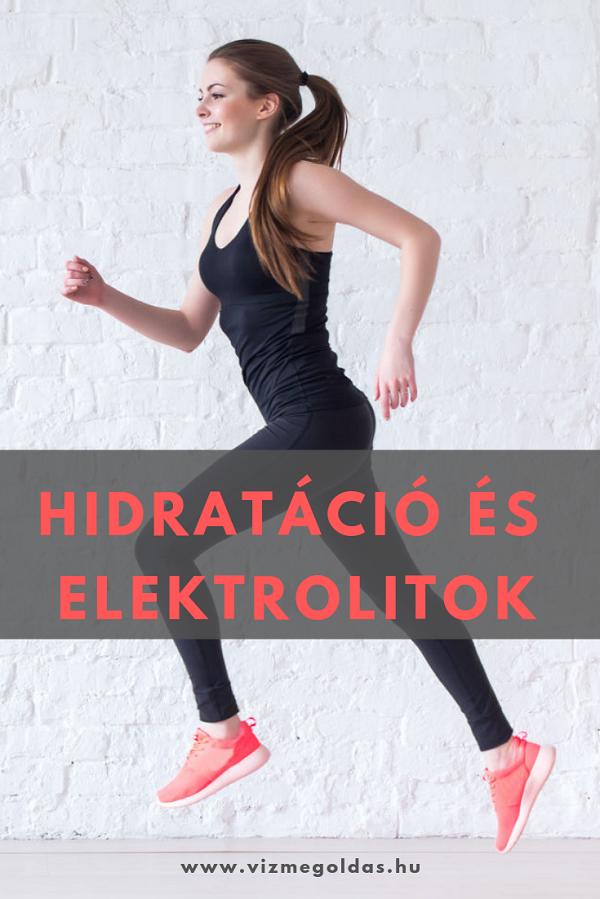 hidratacio elektrolitok