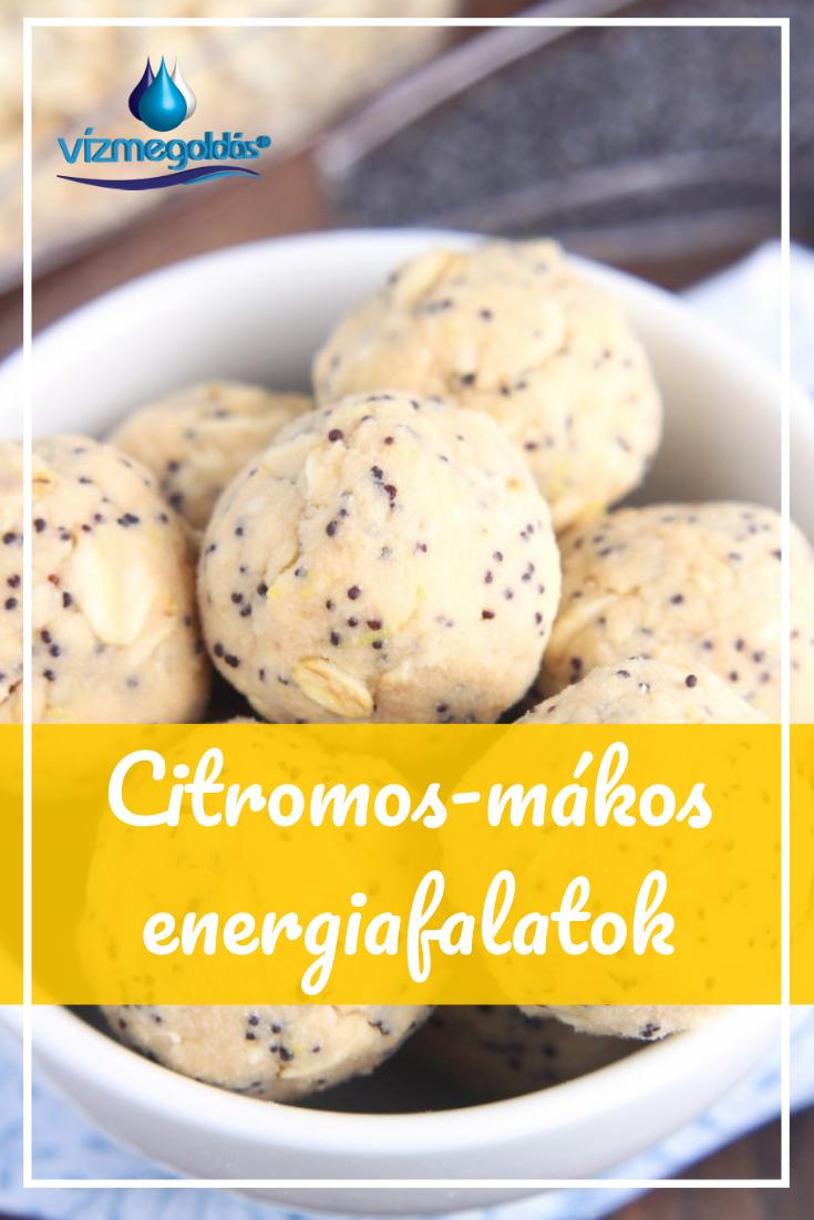 citromos-makos energiafalatok